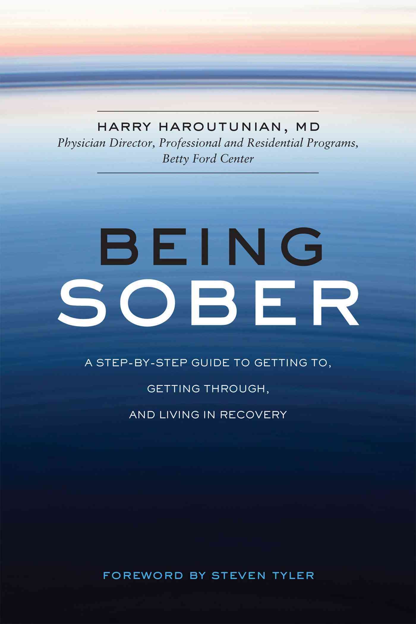 Being Sober By Haroutunian, Harry/ Tyler, Steven (FRW)