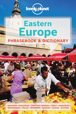 Lonely Planet Eastern Europe Phrasebook By Lonely Planet Publications (COR)